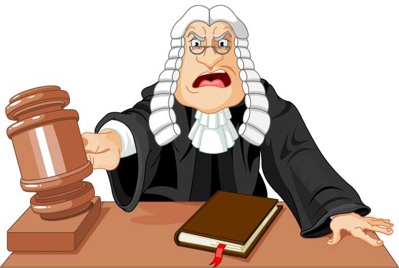 شکايت از قاضي