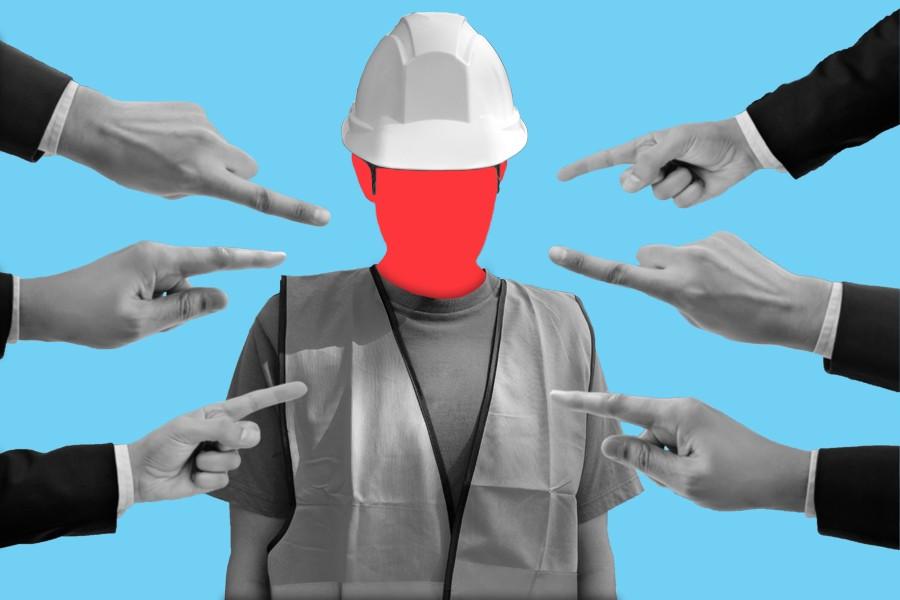اختلافات بین کارگر و کارفرما