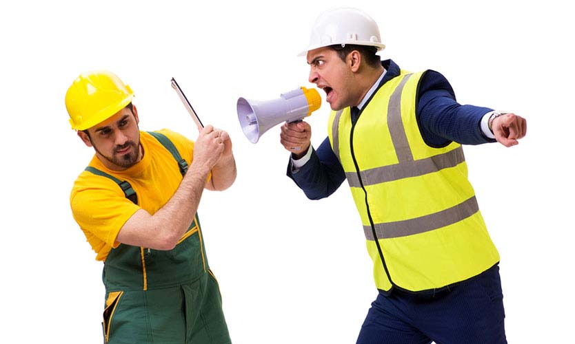 روابط کارگر و کارفرما و رسیدگی به مشکلات و اختلافات میان کارگر و کارفرما