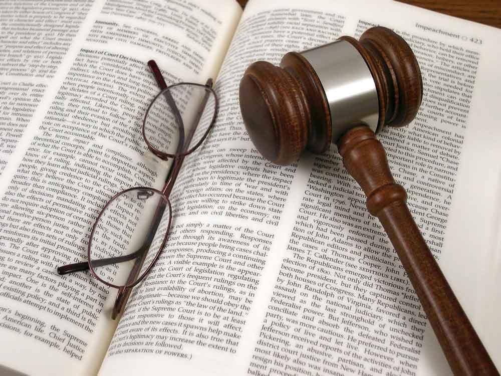 حقوق قضایی