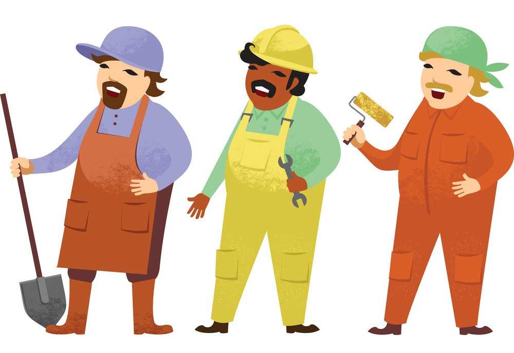 حق بیمه کارگران