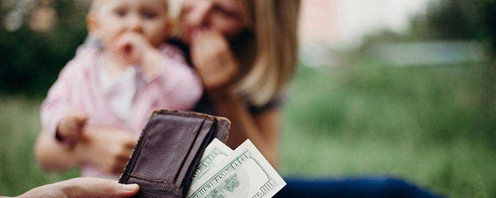 نفقه زن چقدر است؟