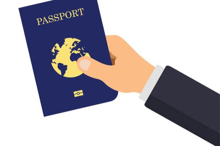 گذرنامه پیش شرط گرفتن ویزا