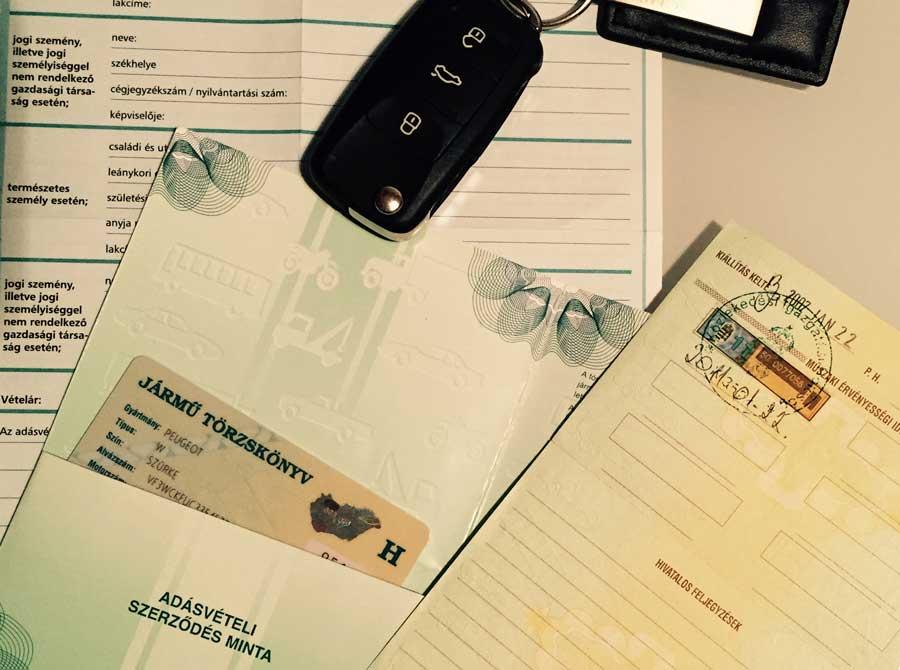 مراحل و مدارک گرفتن المثنی برگ سبز خودرو
