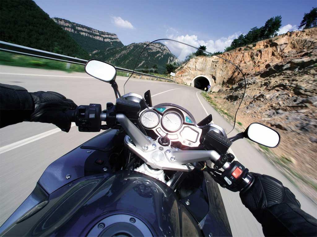 اخذ گواهینامه موتور سیکلت