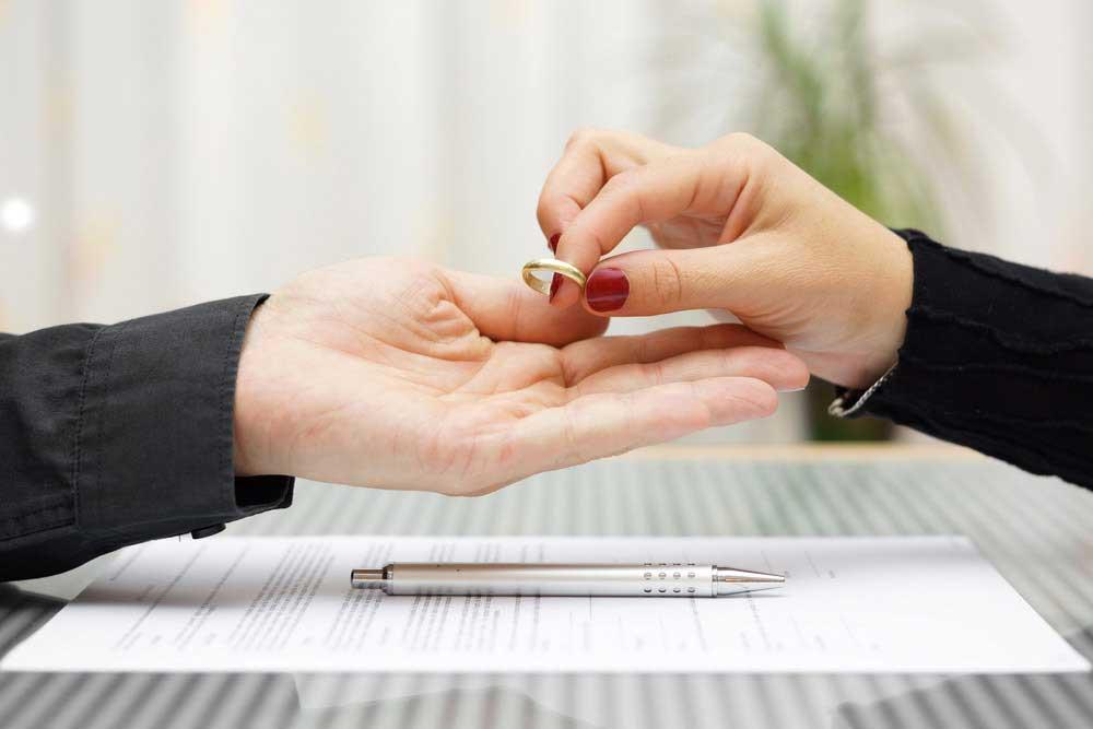 طلاق در مقررات ایالات متحده امریکا