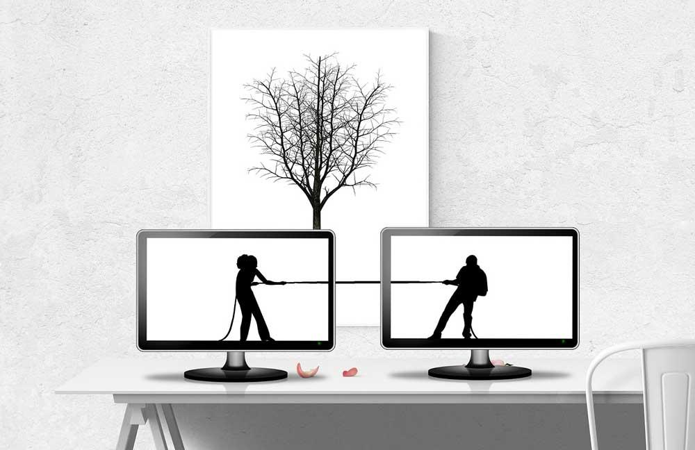 طلاق و فسخ نگاه