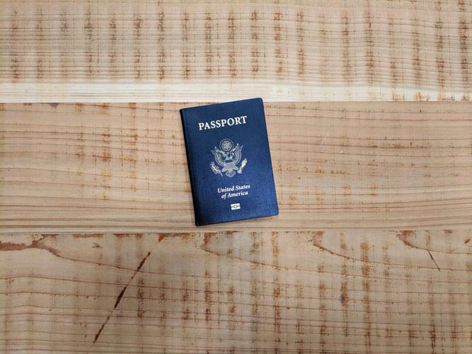 عکس گذرنامه