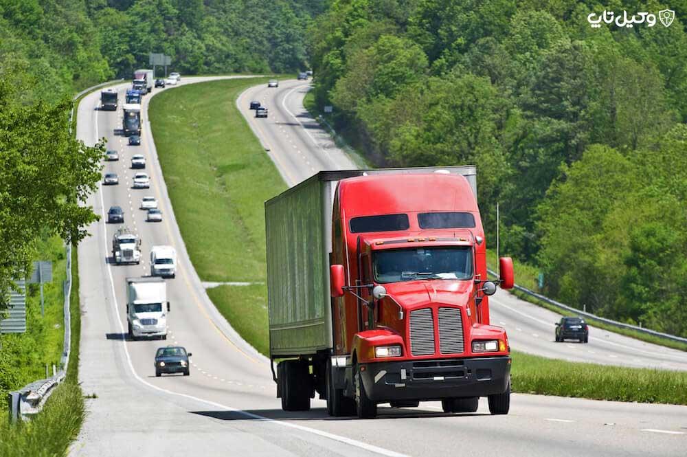 بیمه تامین اجتماعی رانندگان حمل و نقل بار و مسافر بین شهری
