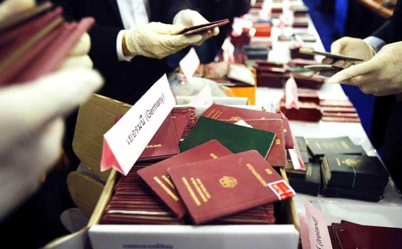 پاسپورت-های-جعلی