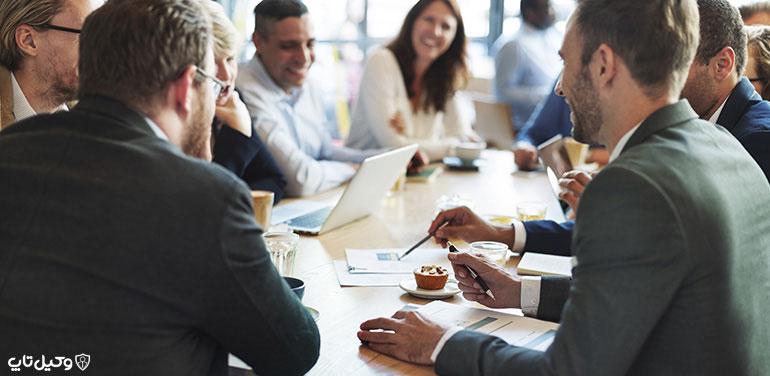 اختیارات مدیران شرکت سهامی