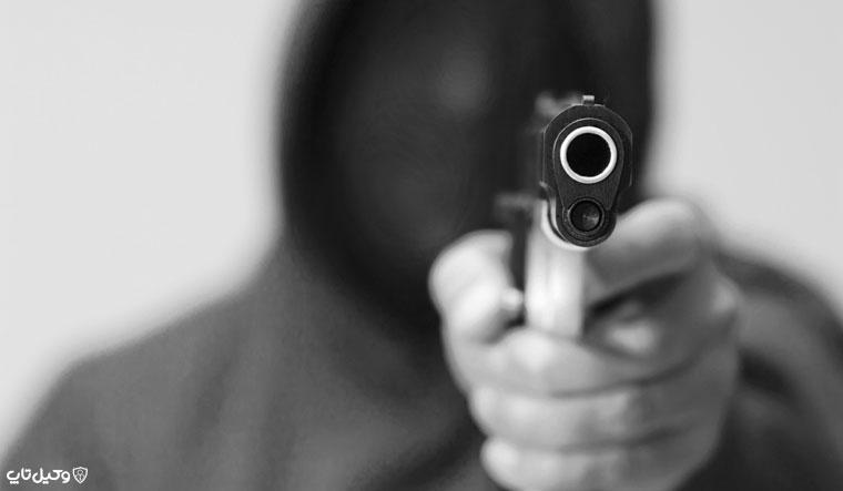 جرم قتل و انواع قتل