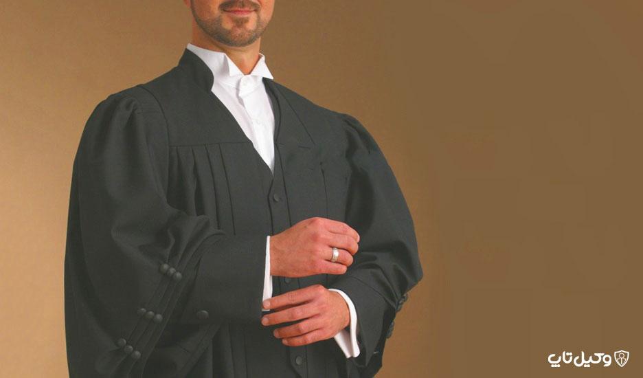 عکس وکیل