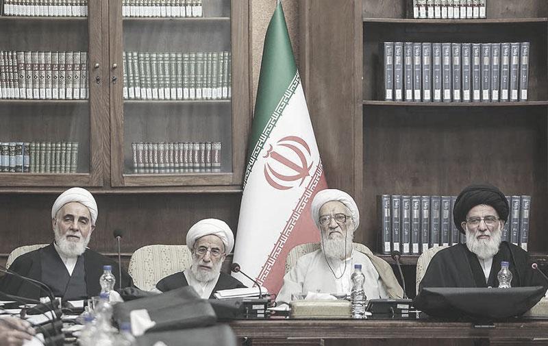 مجمع تشخیص مصلحت نظام دز قانون اساسی