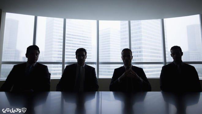 هیات مدیران شرکت