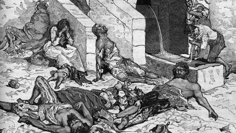 تاریخچه جنگ بیولوژیکی