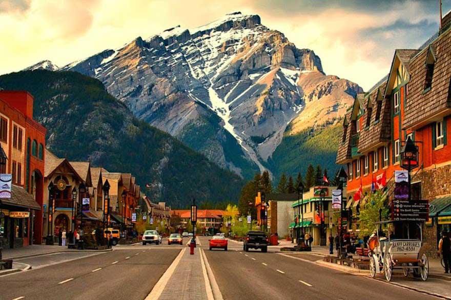 زندگی در کشور کانادا