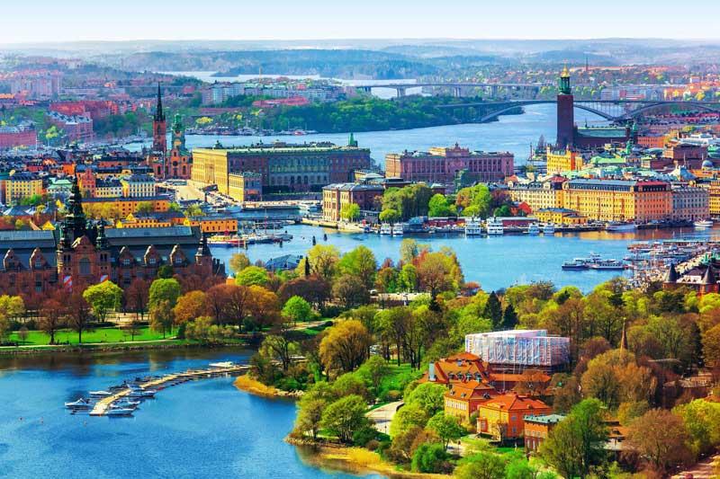 عکس کشور سوئد