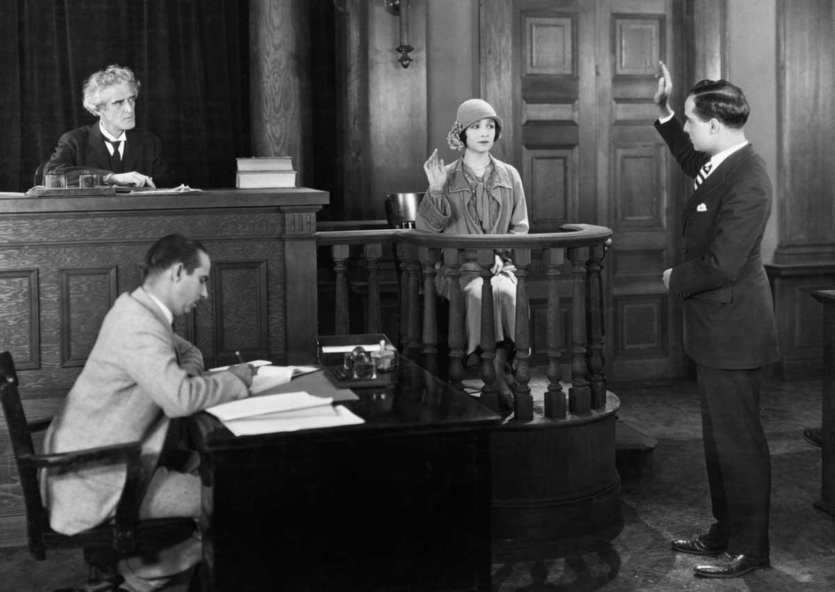تشریفات شهادت شهود در امور حقوقی