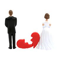 ایکون مدت زمان طلاق از طرف مرد
