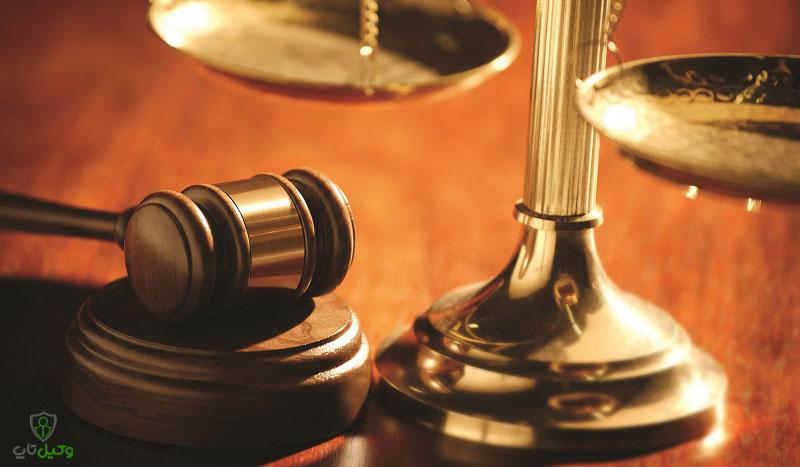 فسخ معامله با حکم قانون