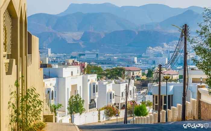 اجاره و خرید خانه در عمان