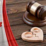 طلاق در کانادا