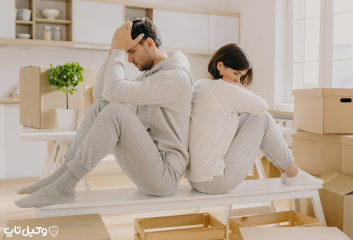 ایام عده در طلاق توافقی