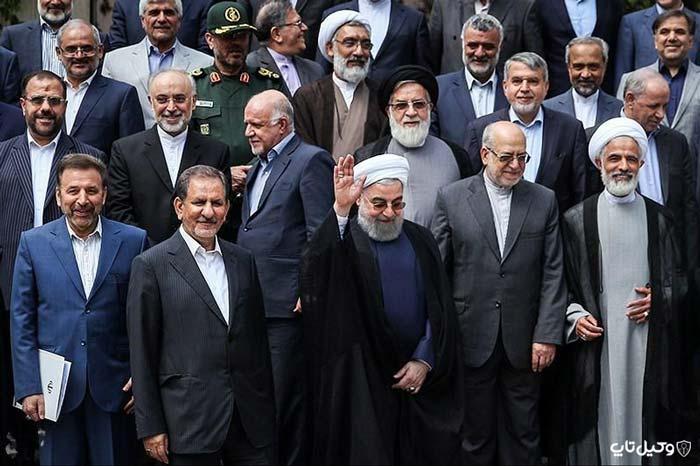 قوه مجریه در ایران