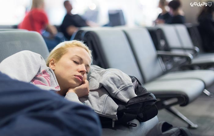 شکایت از شرکت های هواپیمایی