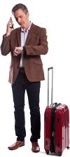 حقوق مسافر هنگام تاخیر هواپیما
