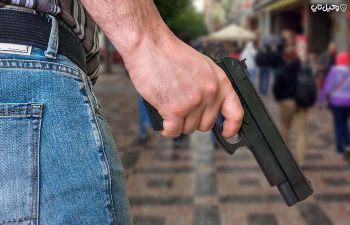 نقش مردم در مواجه با جرائم مشهود