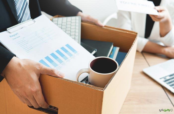 فسخ قرارداد کار از جانب کارفرما چگونه ممکن است؟