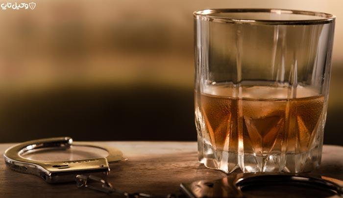 حکم شرب خمر