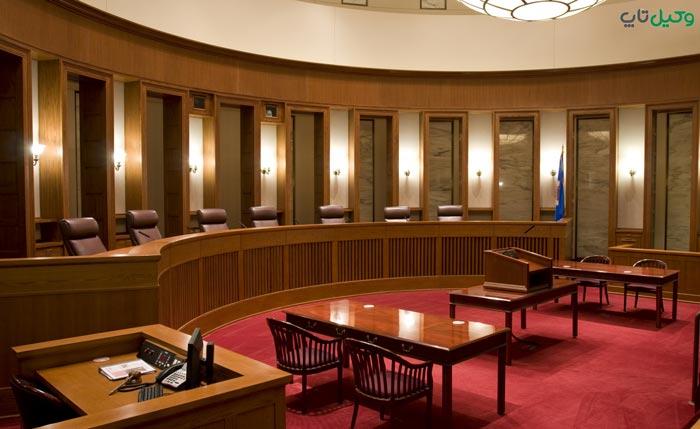 قلمرو محلی و مقر دادگاه عمومی شهرستان