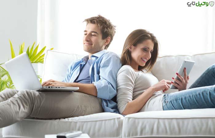 حکم زوجهای که تمکین عام و یا خاص نکند چه میباشد؟