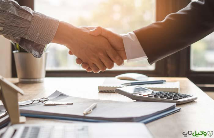 تکلیف حقالعمل کار نسبت به تعهدات ناشی از قرارداد