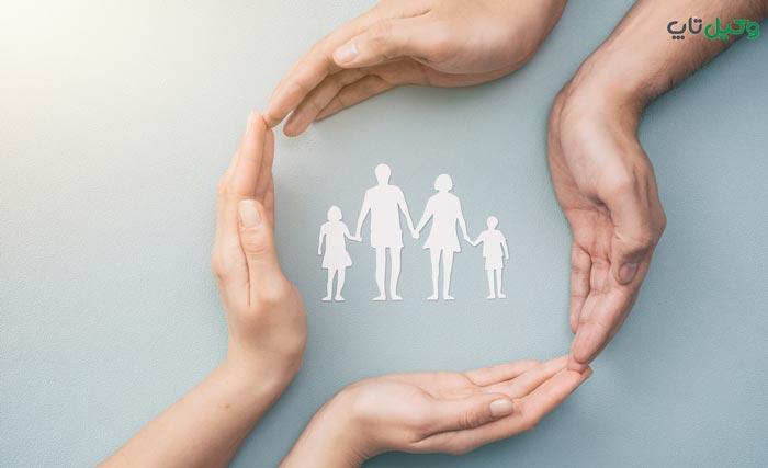 ماده 5 حمایت خانواده جدید
