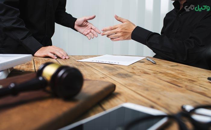امکان سنجی تعیین وکیل معاضدتی