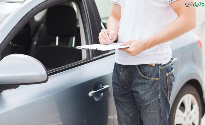 فروش خودرو و تنظیم سند آن