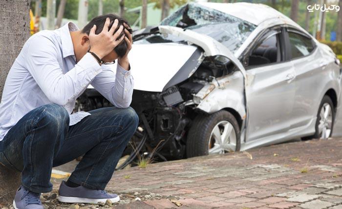 مجازات در تصادفات