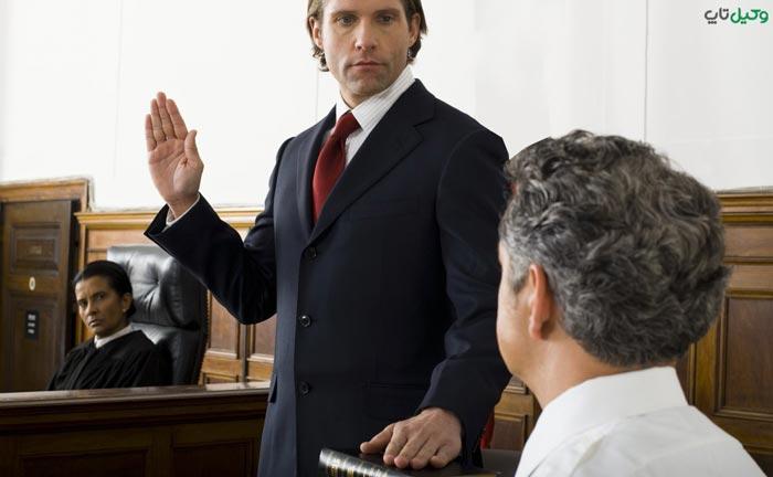 شهادت شهود در اعسار