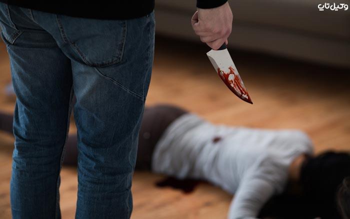 کشتن زن توسط مرد