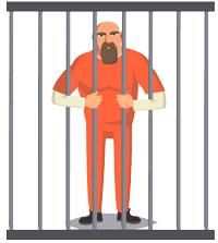 حبس ابد تعزیری