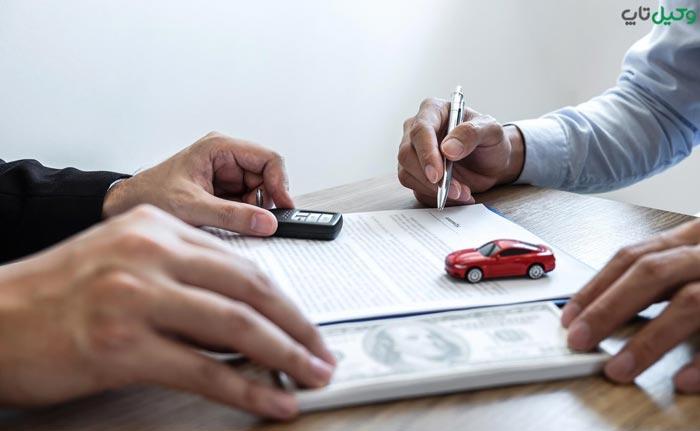سن قانونی برای معامله ماشین و موتور سیکلت