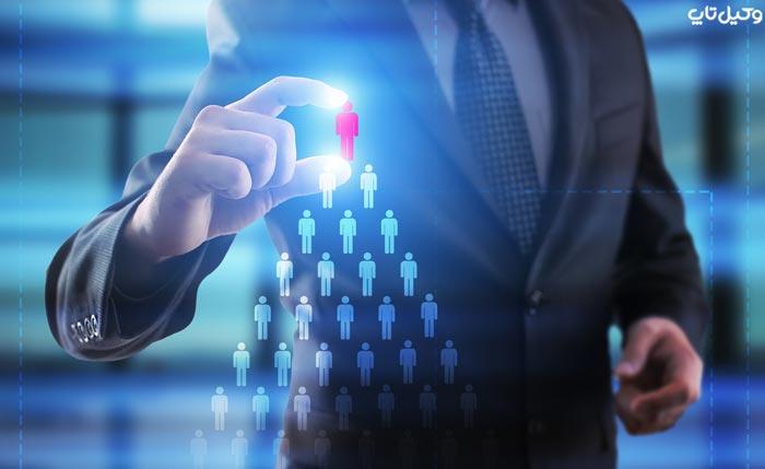تفاوت بازار یابی شبکه ای با شرکت های هرمی