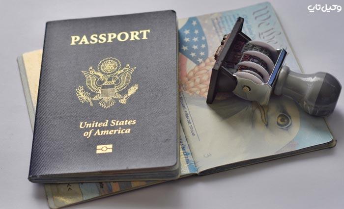 روش های مهاجرت به آمریکا