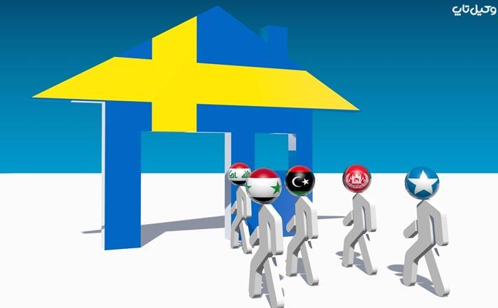 مهاجرت به سوئد از طریق پناهندگی