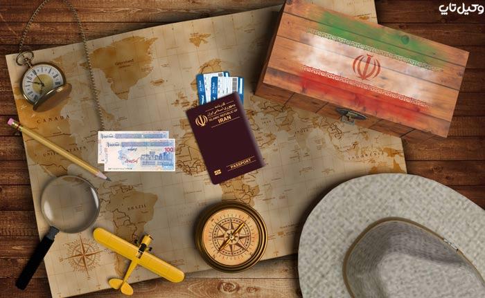هزینه پاسپورت در سال ۱۴۰۰