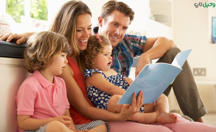 دعوای اثبات نسب مادر طفل به طرفیت پدر